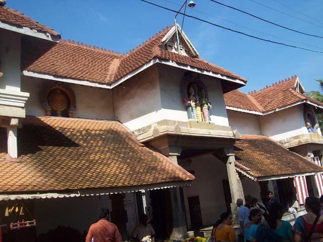 Actual Temple Entrance