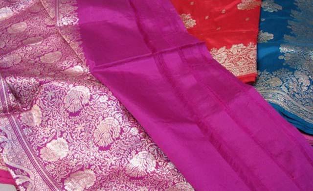 15.Banarasi_silk_sarees_Varanasi