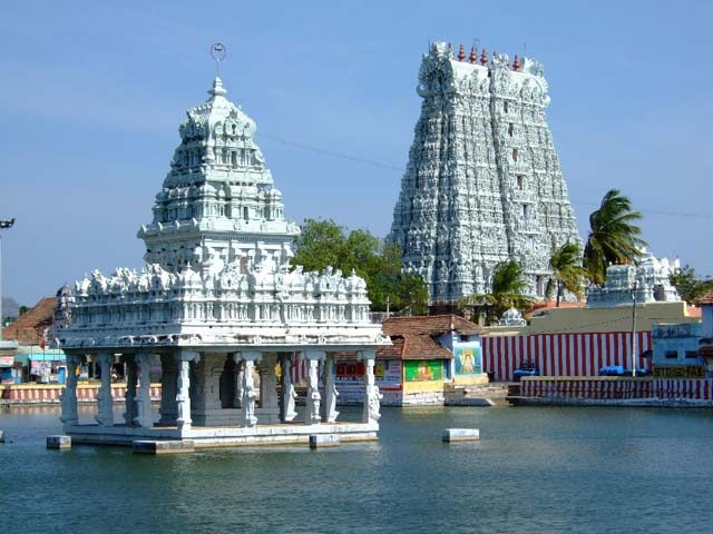 Suchindram Temple and Kunda