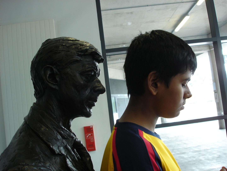 Arsene Wenger & I