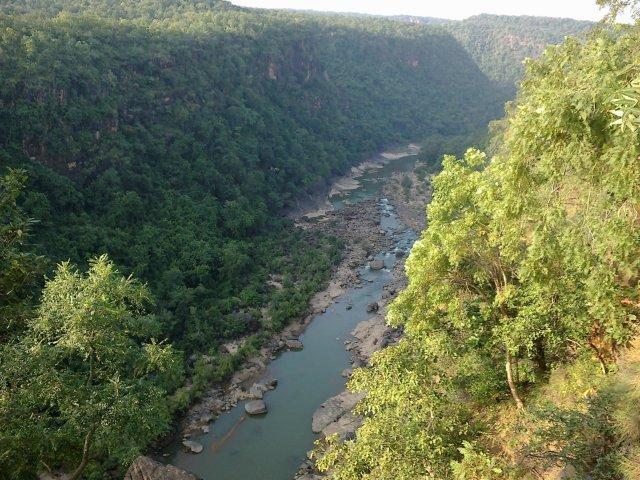 Denwa River Pachmarhi (Denwa Darshan)