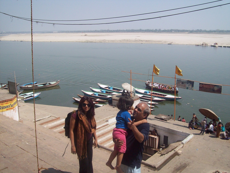 13b. Gauri kunda in Kedar ghat