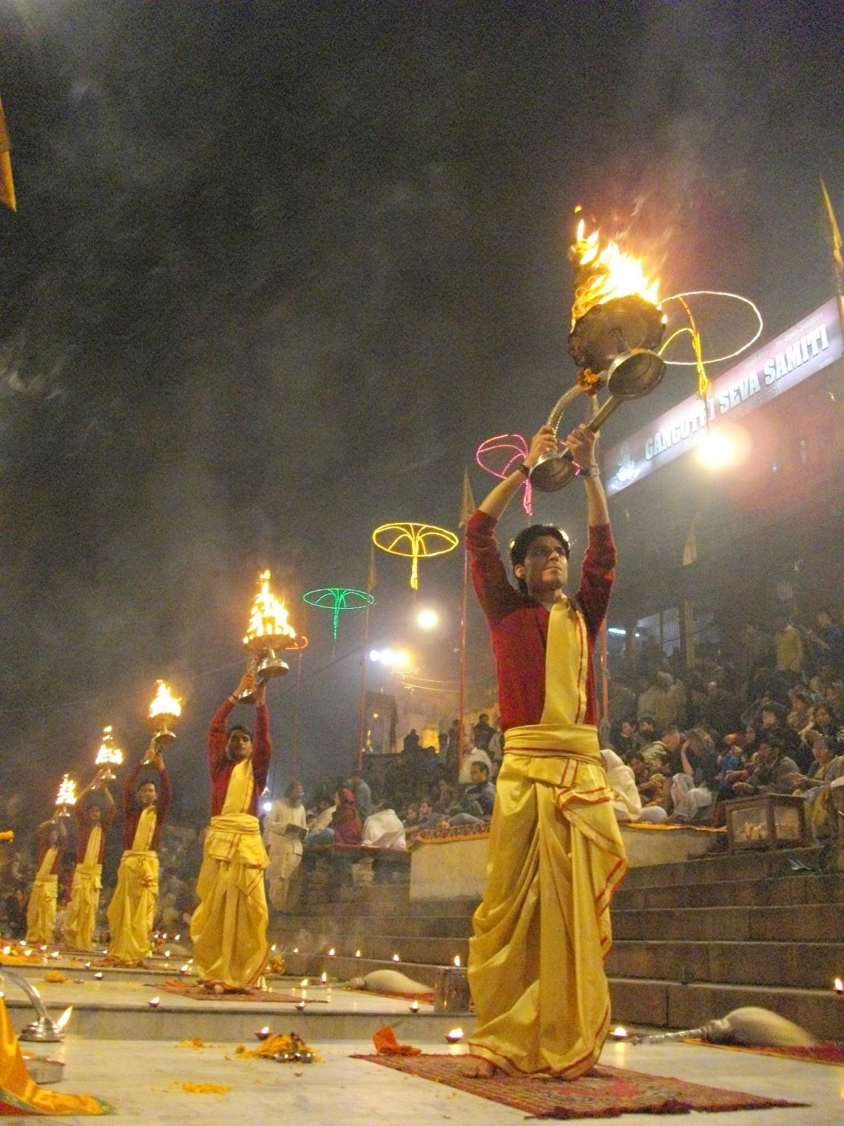 7a.Aarti of  Ganga Ma