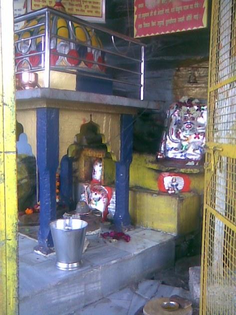 Garadia temple