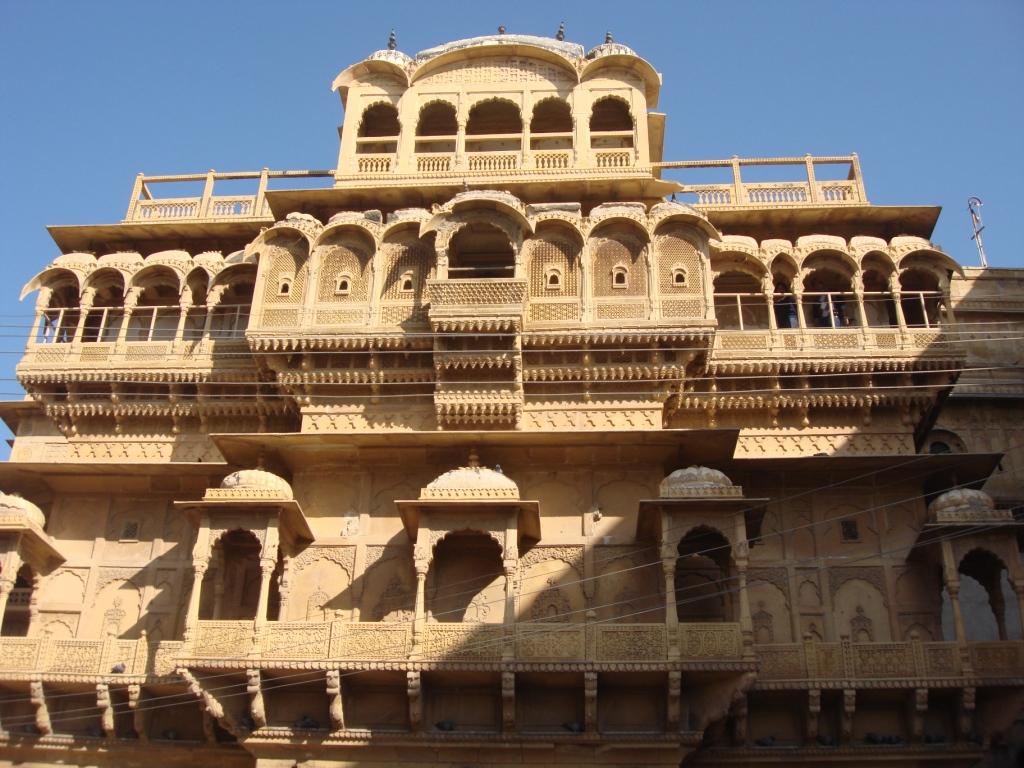Nathmal Ki Haweli Jaisalmer Ghumakkar Inspiring Travel