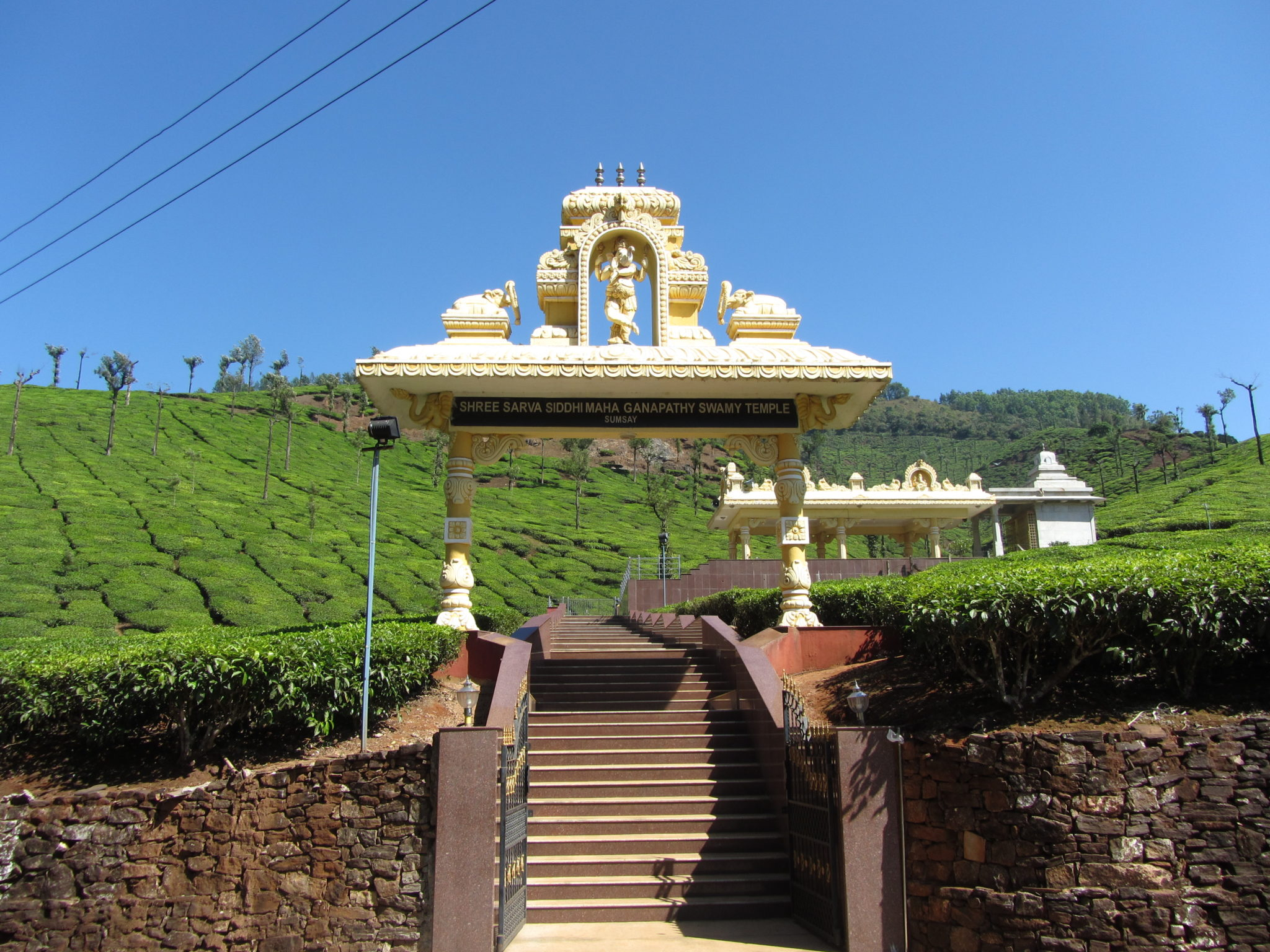 Pic 1 Maha Ganapathi Temple Near Sumsay Village
