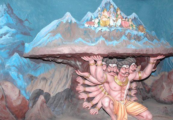 हिमालय के रावण के लिए चित्र परिणाम