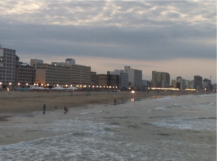 Virginia Beach- Ideal family outing