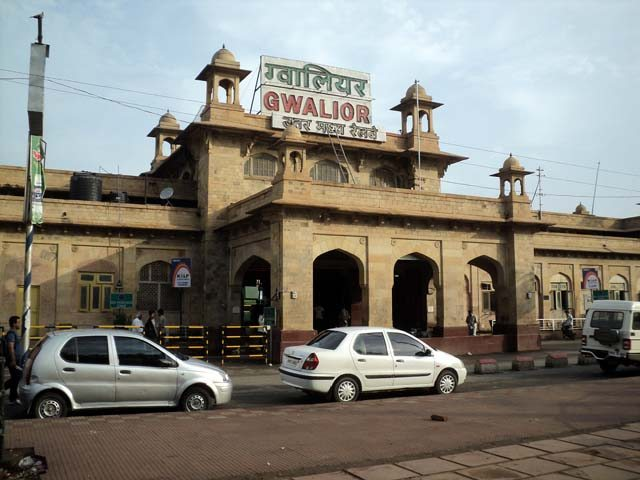 Gwalior Train Station