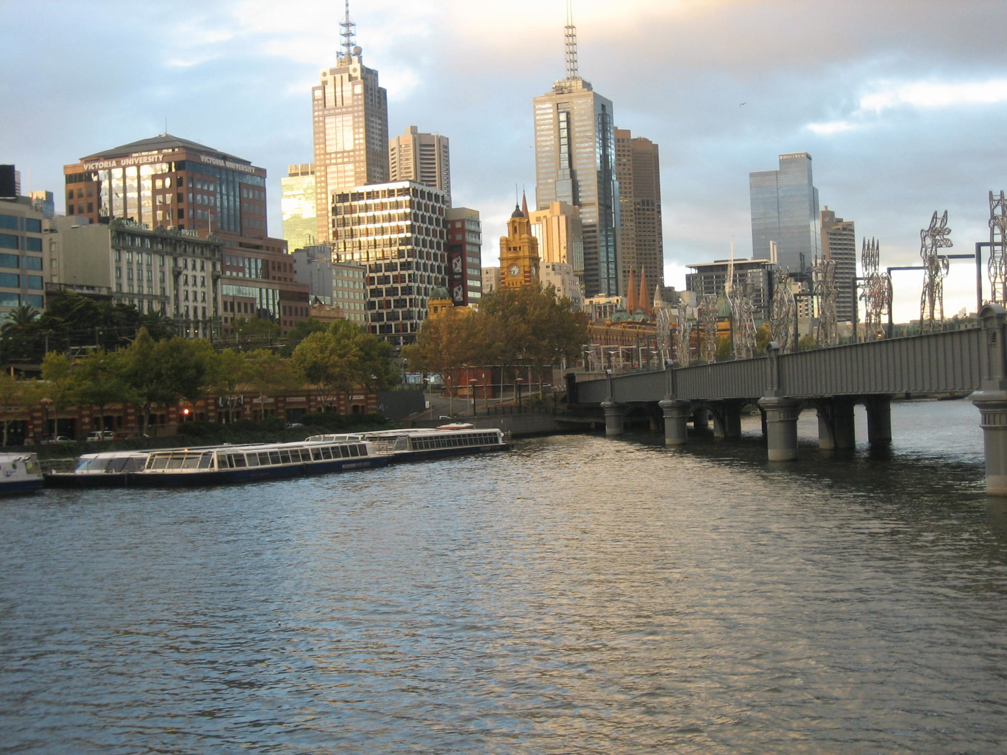 PIC 1 - Yarra waterfront