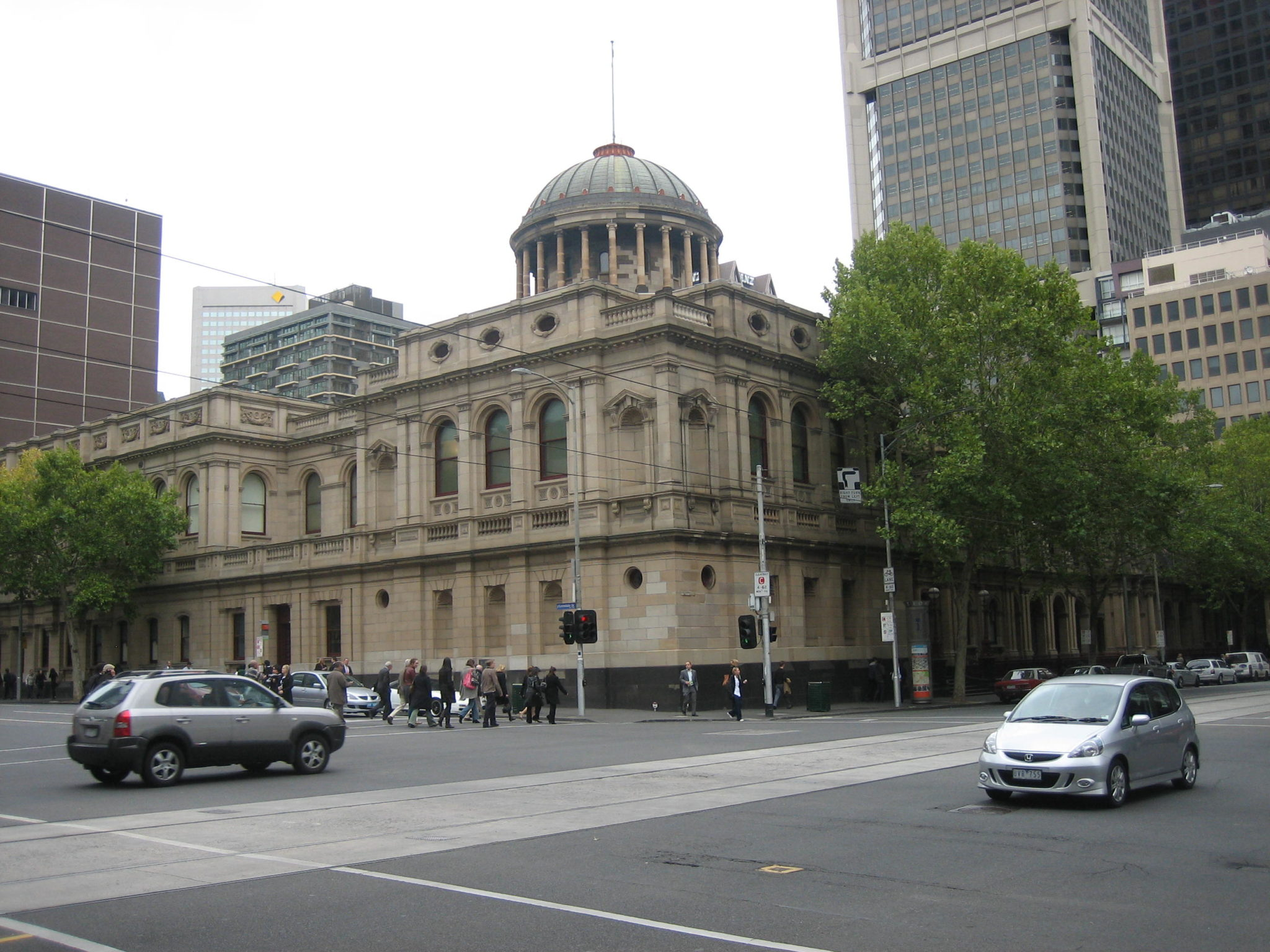 Court date in Melbourne