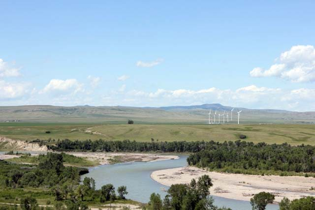 Photo #7 River and Windmills