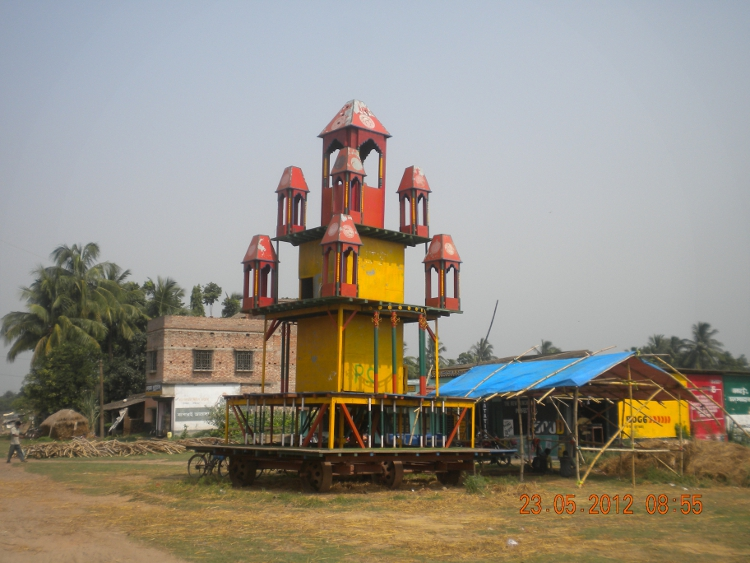 Pic-5 Rath, getting ready for a makeover for June 20, 2012