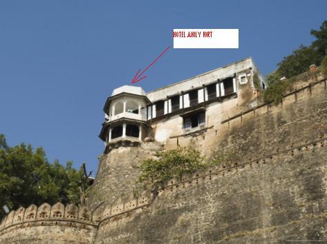 होटल अहिल्या फोर्ट