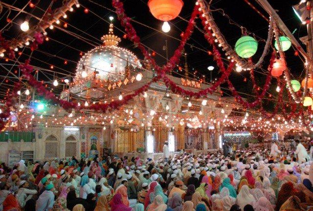 Ajmer Dargah Sharif - Khawaja Gharib Nawaz Ajmer