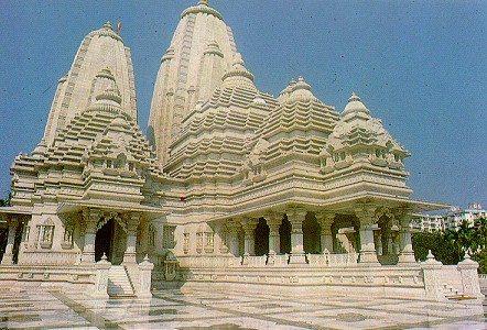 Birla temple, Hyderabad (Courtesy www.hyderabadadadvisors.com)