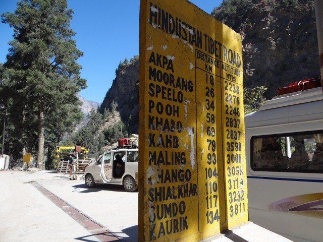 The Hindustan-Tibet Road