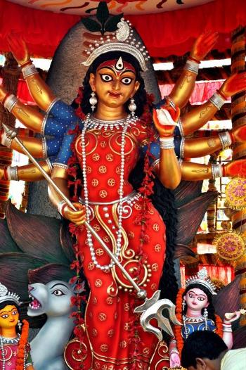 Pic 12 - Devi Durga - Ghumakkar