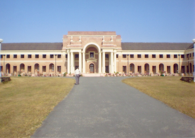 Pic 4 -The main Building