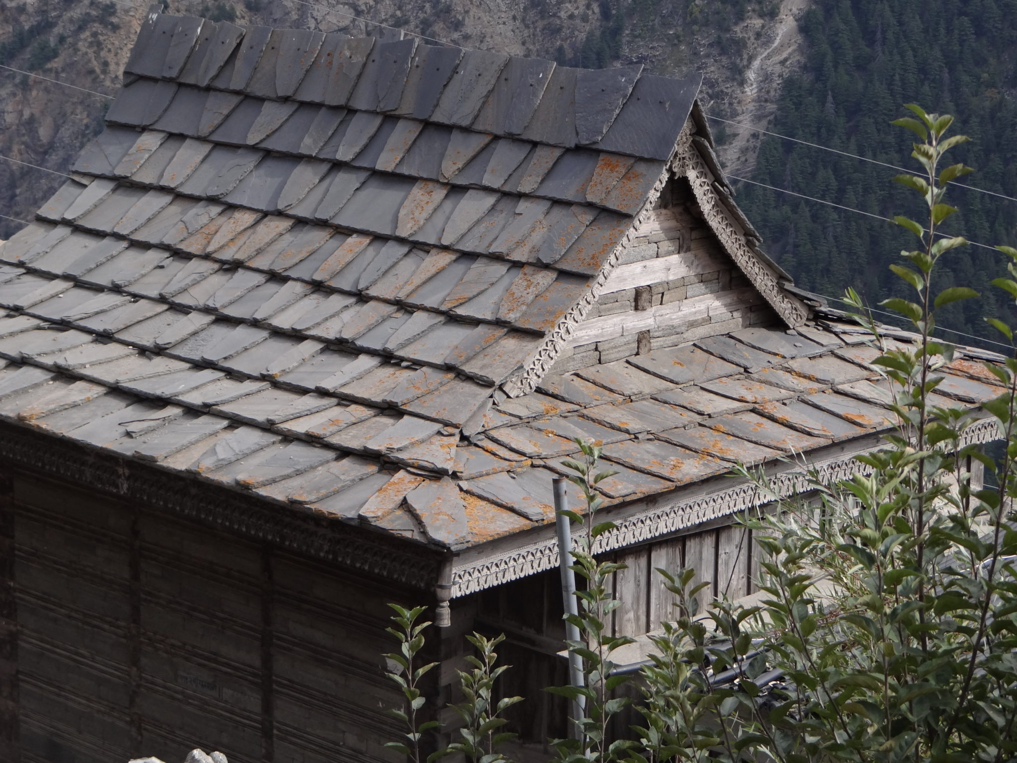 Traditional House in Rogi Village