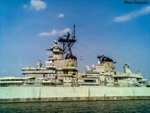USS New Jersy