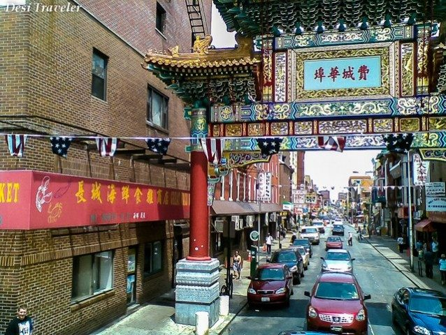 China Town in Down town Philly