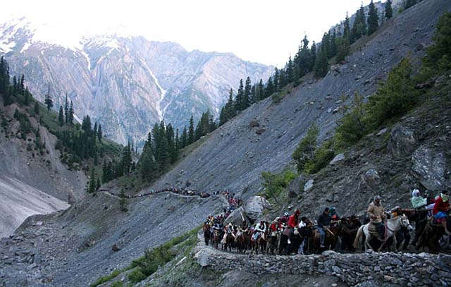 My 12th Amarnath Yatra – Trip Report and Pictures , Part 2