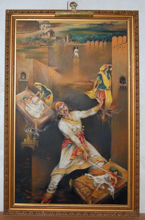 वीर प्रसूता पन्ना धाय जिसने अपनी सन्तान की बलि दे कर भी राणा की जान बचाई !