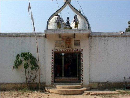 Sitamarhi , Sita Samahit Sthal : Valmiki Ashram