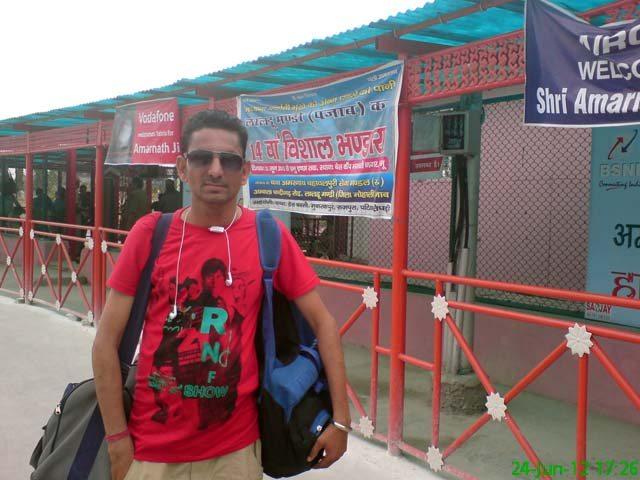 My friend Sushil Malhotra