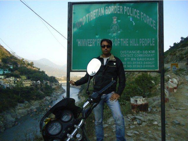 Near Sringar