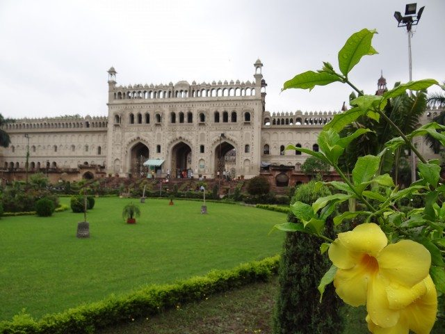 Grand Entrance to Bada Imambada