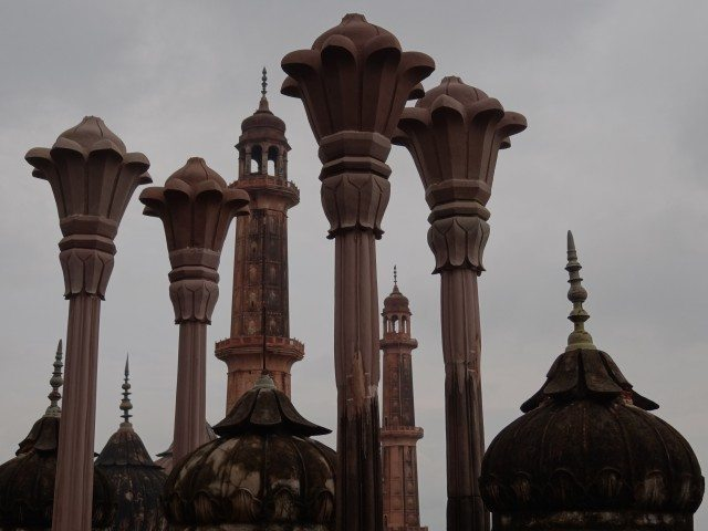 Minarets and Spires