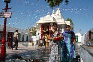 अंबाजी माता मंदिर, उदयपुर