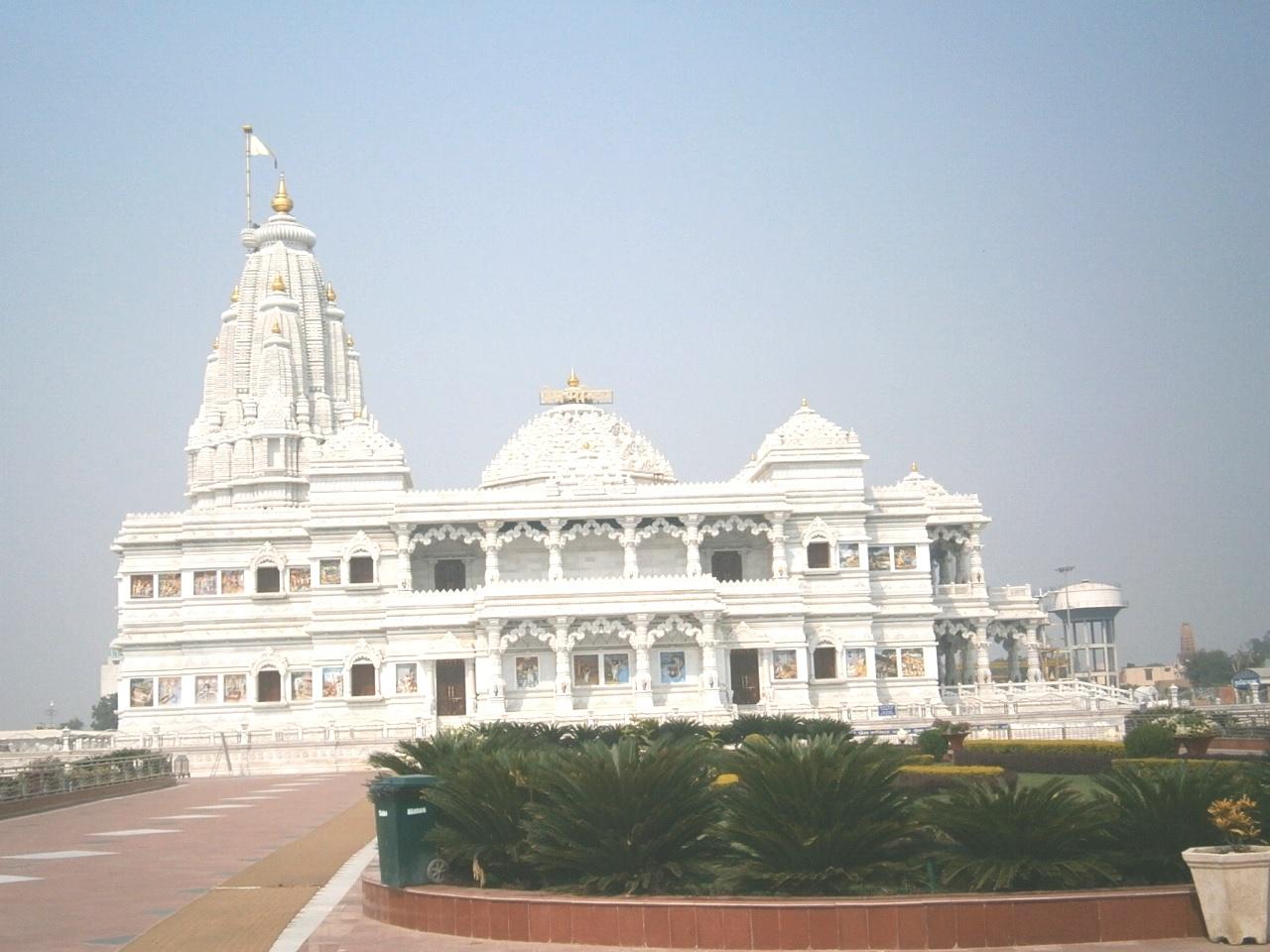 प्रेम मंदिर .............. निःशब्द, स्तब्ध ??