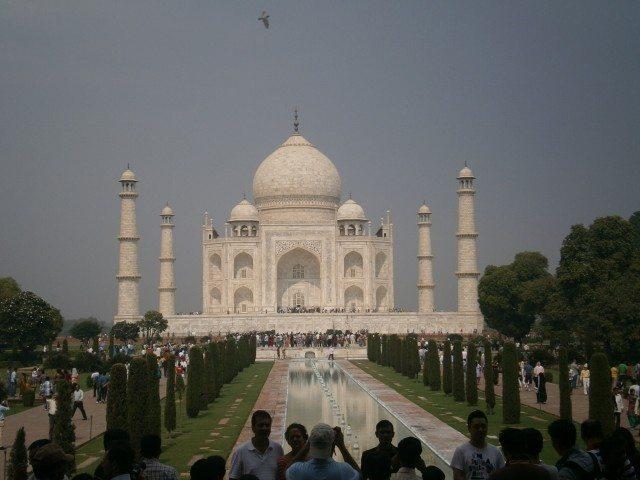 ताज महल - खूबसूरती की मिसाल