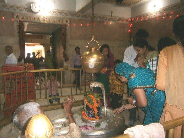 प्रतिबन्ध के बावजूद खींचा गया BHU काशी विश्वनाथ शिवलिंग का चित्र