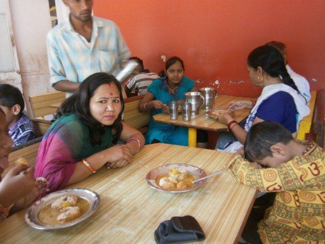 BHU परिसर में दक्षिण भारतीय नाश्ता