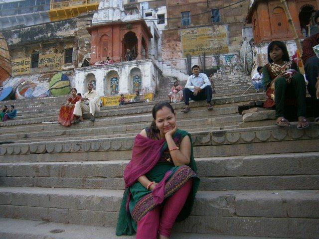 इंदौर की महारानी देवी अहिल्याबाई निर्मित अहिल्या घाट
