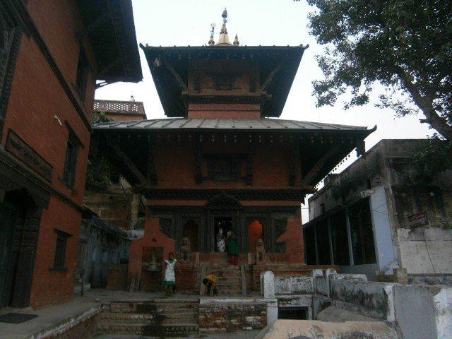 नेपाली मंदिर