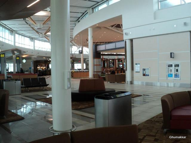 Edmonton Air Port