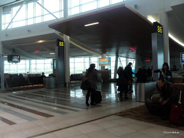 Edmonton Air Port