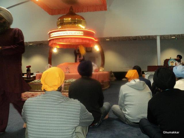 Gurudwara Sahib at Seattle