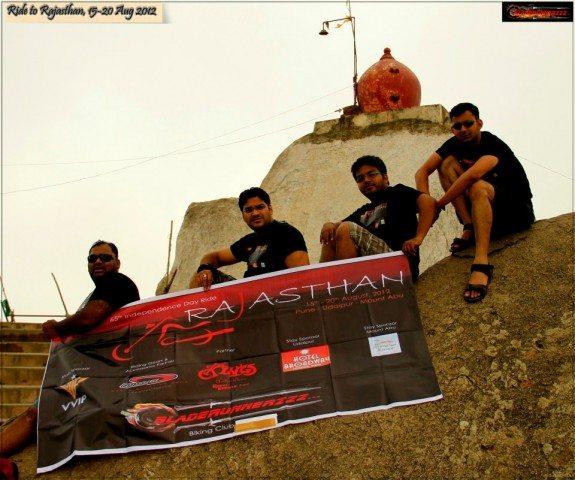 R2R in Gurushikhar