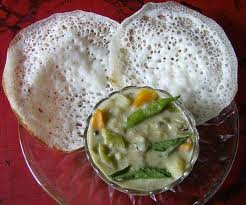 appam and stew