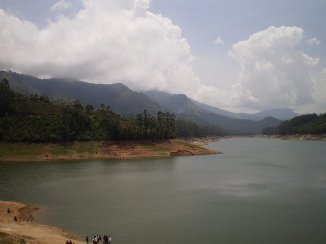 View around Dam