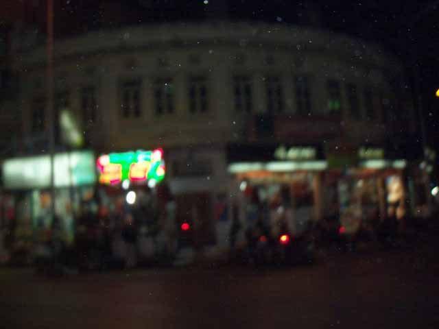 glimpse of bapu road market