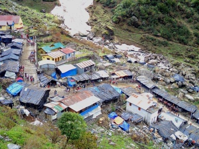 रामबाड़ा ऊपर से...