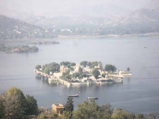 A view from Karni Mata Mandir