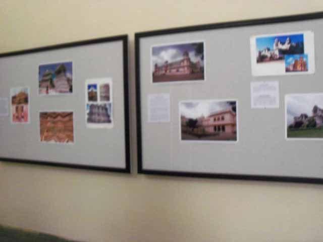 Inside Ahar museum